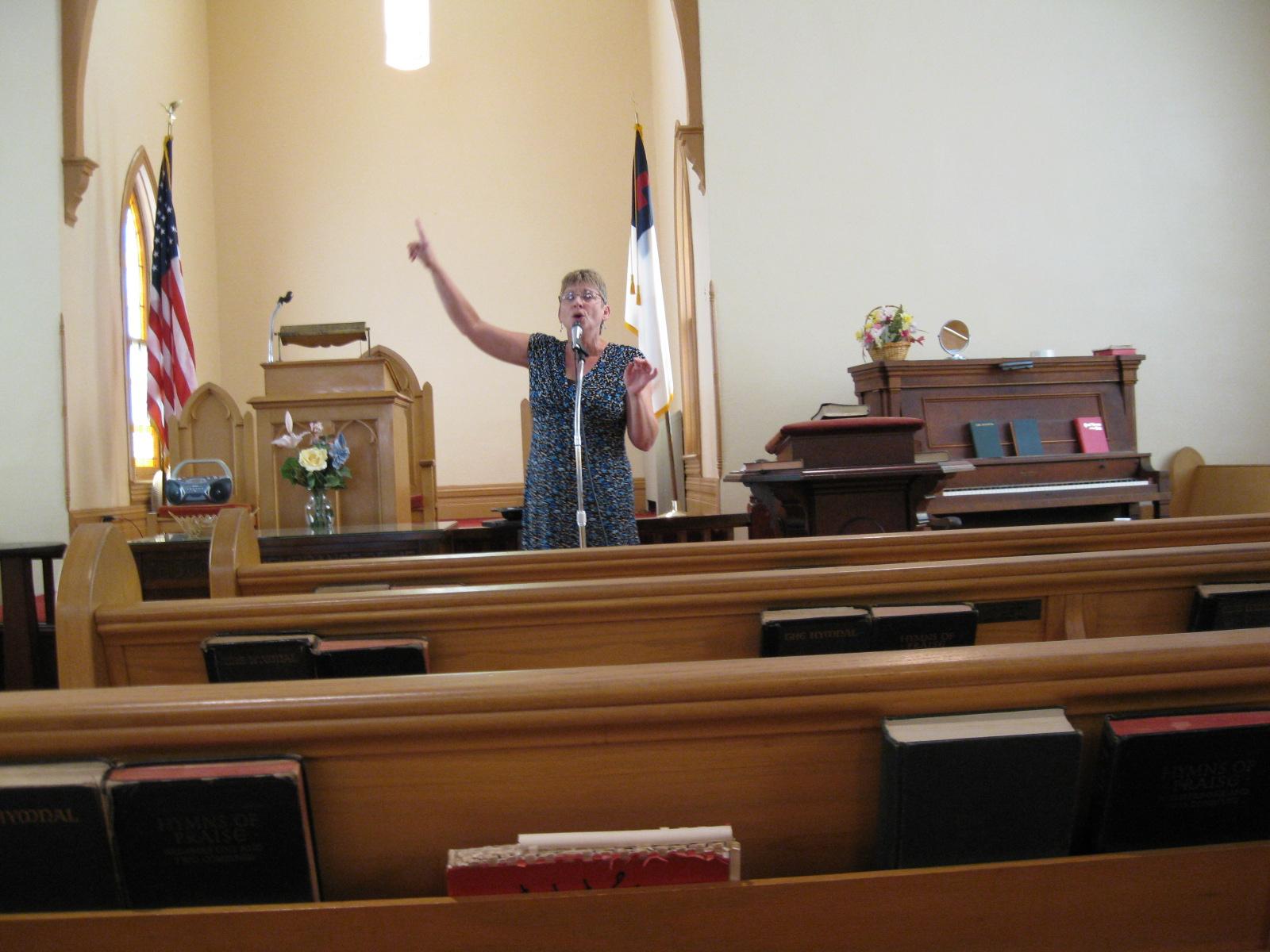 Harvest Home 2011 program