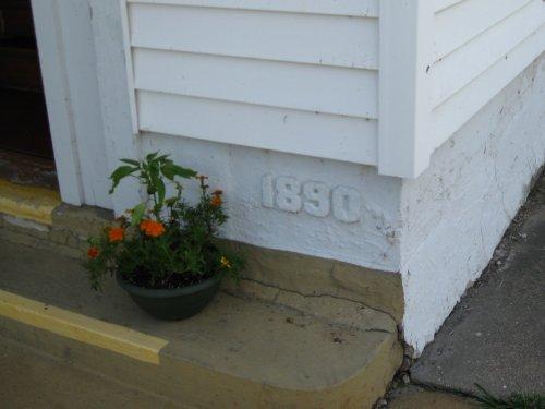 Cornerstone 1890